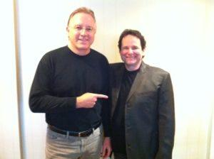 Image of web consultants Don Roberts and Roland Frasier