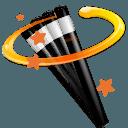 Image of swirling magic wand making Thesis customization a snap